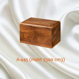 A445 Est valma